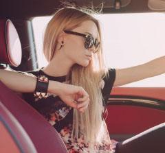 生活不是为了赶路,而是为了感受路